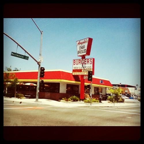 Angelo's. Garden Grove, CA