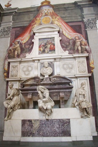 Michelangelo Tomb