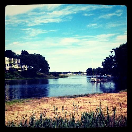 Branford river