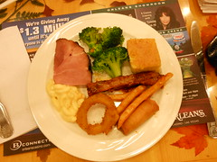 Orleans Buffet Brunch - Plate 2