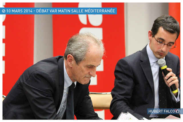 Débat Var Matin Salle Méditerranée