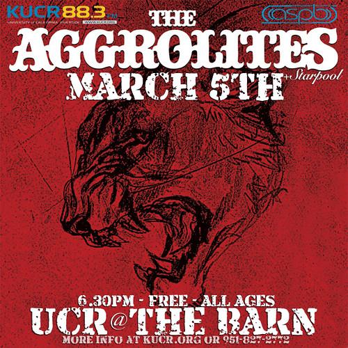 KUCR - Aggrolites March 5th
