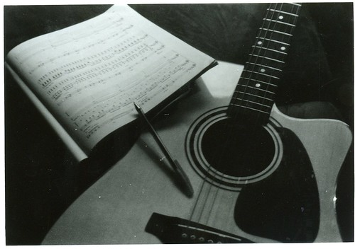 writing music