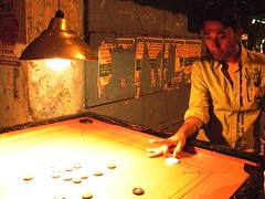 Mens Playing, Women Working (Alessandro Dei) Tags: red india portraits indian prostitution figli kolkata ritratti ritratto calcutta sons hijos brothels sfruttamento sonagachi prostituzione kolkatasonagachired districtborb