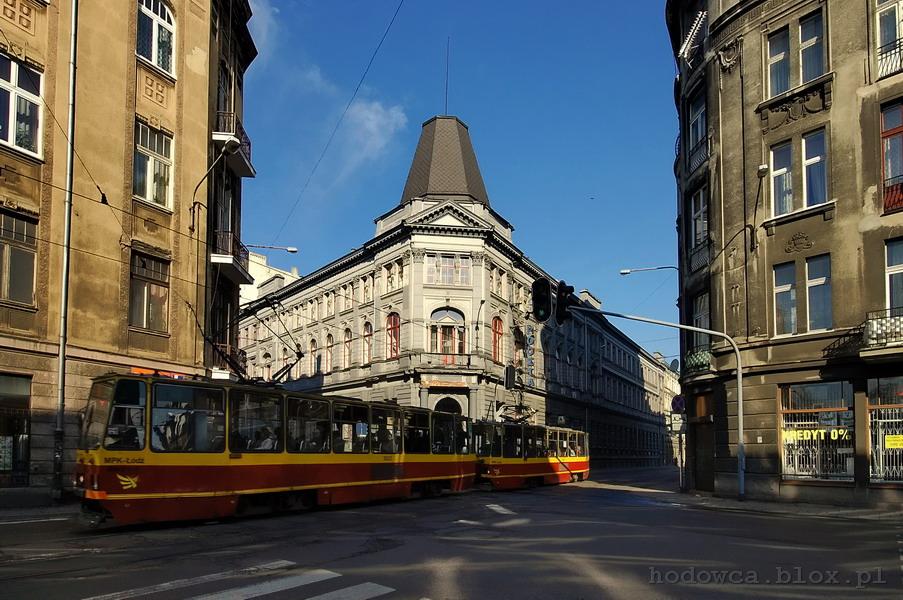 skrzyżowanie ulic Tuwima i Kilińskiego