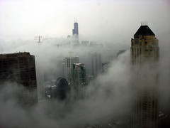 Chicago fog (doug.siefken) Tags: city urban chicago art fog skyline architecture buildings painting geotagged hotel photo moving still artwork long flickr downtown cityscape foto image searstower doug cities favorites content images uptown photograph r fotos form trumptower douglas cass stills urbanscape streeterville chicagoskyline urbanscapes johnhancockcenter casshotel nontraditional jhc emergent citscapes hotelcass chicagoan siefken dougsiefken douglasrsiefken