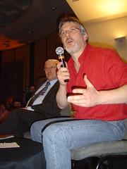 Christian Vélot, biologiste lanceur d'alerte sur les OGM