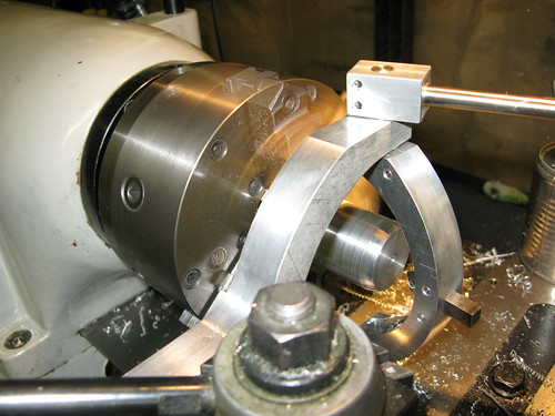 Machine shop, radius tool