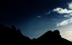 Quixadá (Neudson Aquino) Tags: blue sky cloud azul céu ceará nuven silhueta quixadá galinhachoca
