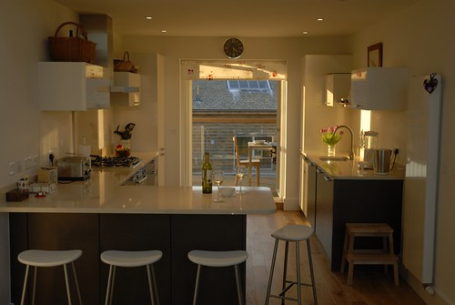 interior. kitchen cotswold. living