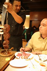 having lunch @ BARBACOA in OMOTESANDO (Chakra75) Tags: lunch tokyo bbq barbecue brazilian  churrasco picanha omotesando  barbacoa  ef2470f28l eos5d
