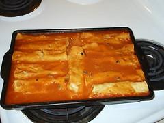 Enchiladas (dragonoak) Tags: family recipe secret enchilada