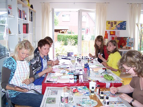 Workshop Primadonna Paintable Minialbum
