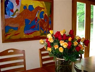 Dining-room-roses