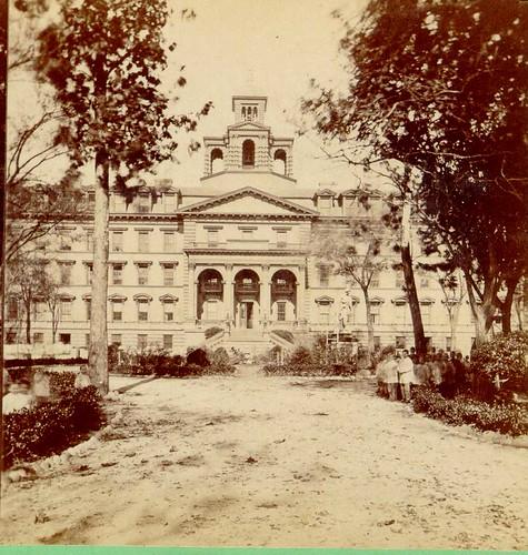 Charleston, Calhoun Street, Charleston Orphan House