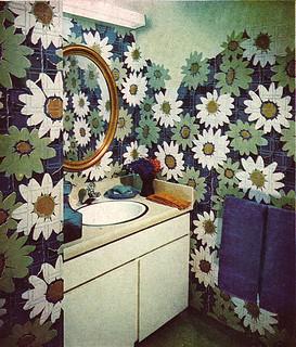 Vintage Bathroom 1968