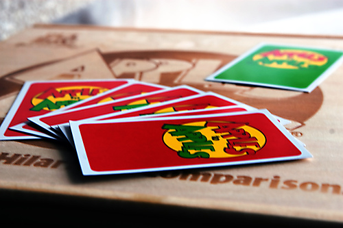 Lisa's apples to apples