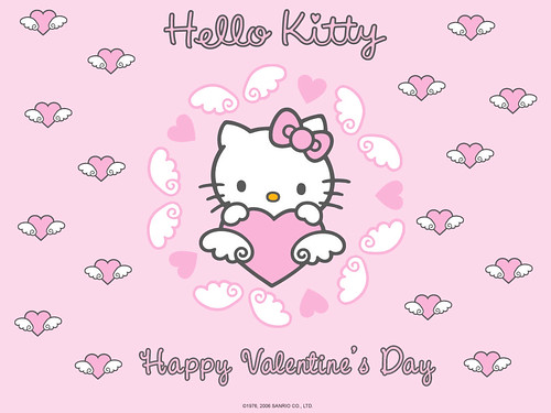 hellokitty wallpaper. Hello Kitty - Wallpaper