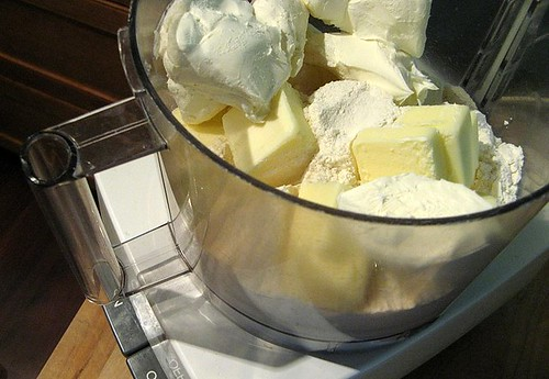 making cream cheese dough