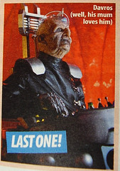 JOURNEY'S END - Davros