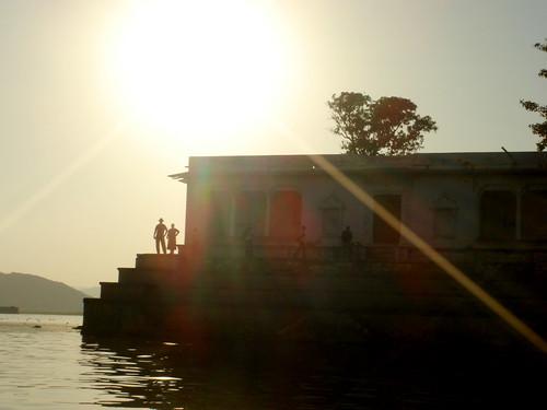 Udaipur Silhouette