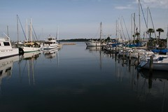 water marina boats florida panamabeach