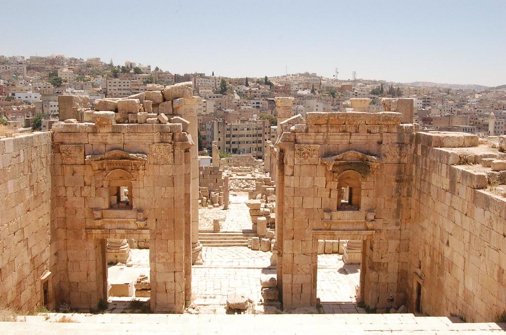 محافظة جرش Jerash 傑拉希