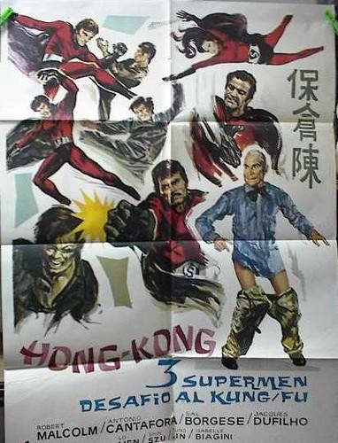 1974 - 3 Supermen desafio al kung fu 01