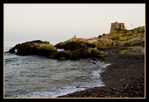 Atalaya del Tesorillo (Almunecar) por Maximo Lopez (netsella).