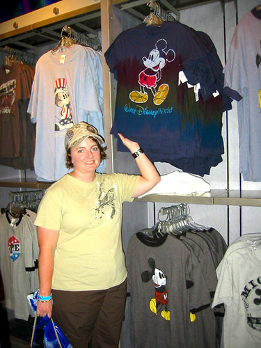 Gift shop At Disney