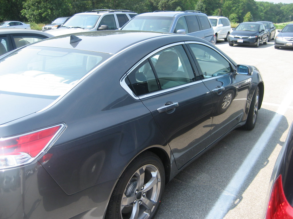 2009 Acura TL - Passenger Side
