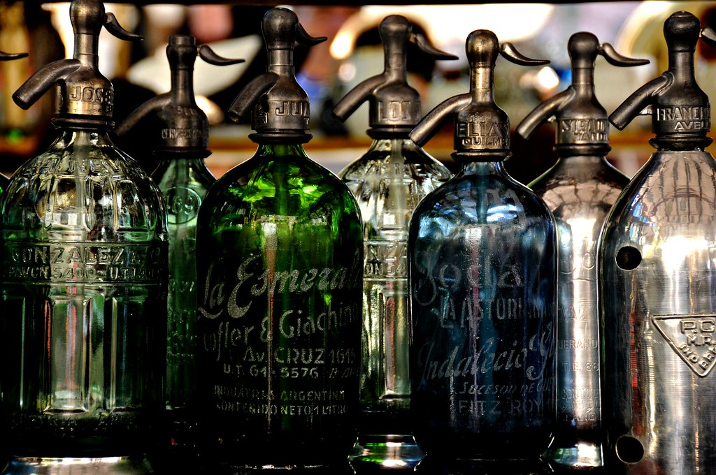 History in Some Bottles