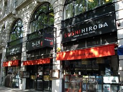 Picture of Sushi Hiroba, WC2B 6EP