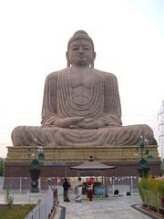 Big Buddha, Bodh Gaya