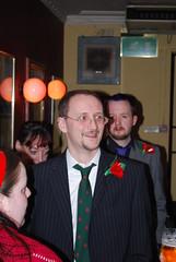 Owen at Retro (keybuk) Tags: retro owenblacker johnclements jenblacker owenandjenswedding