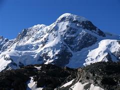 Breithorn (Laurelin1) Tags: summer snow ice nature montagne alpes trekking landscape switzerland suisse outdoor fresh climbing gorge neige zermatt matterhorn t moutain moutains glace cervin breithorn cmwdblue