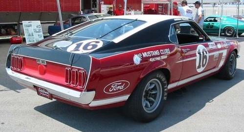 69 transam Mustang