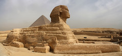 Sphinx (Ingiro) Tags: sphinx pyramid egypt cairo giza egitto ingiro