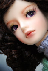 Virginia, She's got being a classic beauty down to an art <33333 (nettness) Tags: ed toy virginia doll bjd brunette dollfie superdollfie volks sd10 abjd ringlets arttoys balljointeddoll enchanteddoll balljointdoll purpleeyes schoolc schc ladious