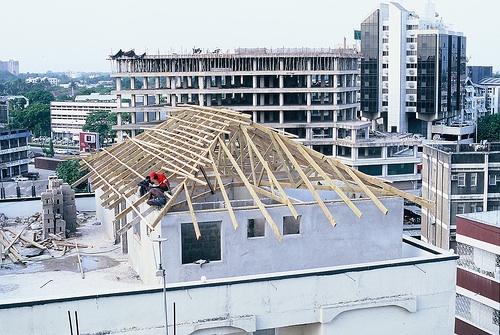 Dar es Salaam construction
