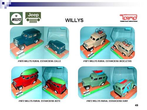 Willys por tormoslotcatalogo.