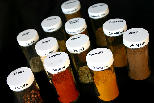 New Spice Bottles