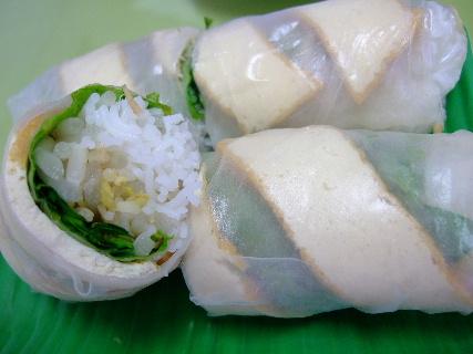 tofu saummer roll @phothinh