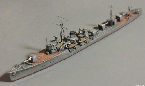 舊作~ 1/700 日本聯合艦隊(超多图)