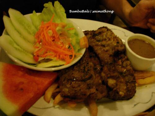 BumbuBali Lamb Chop