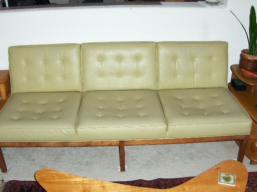 Mid Century Modern Couch #2