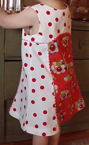 Tea Party Dress - Hem Flair