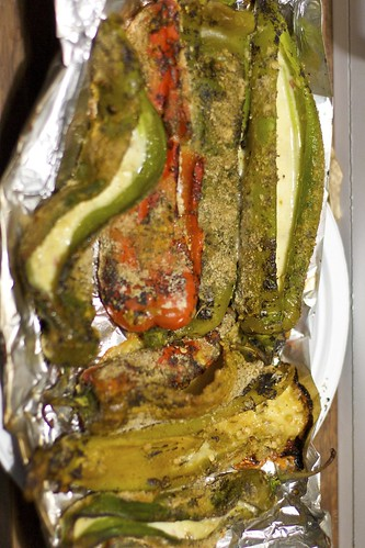 Grilled Chile Rellenos