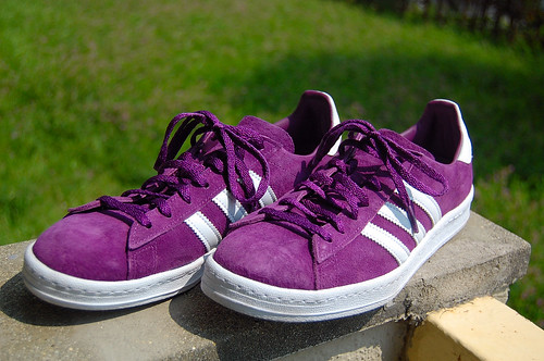 adidas/CAMPUS 80's SHADE PURPLE