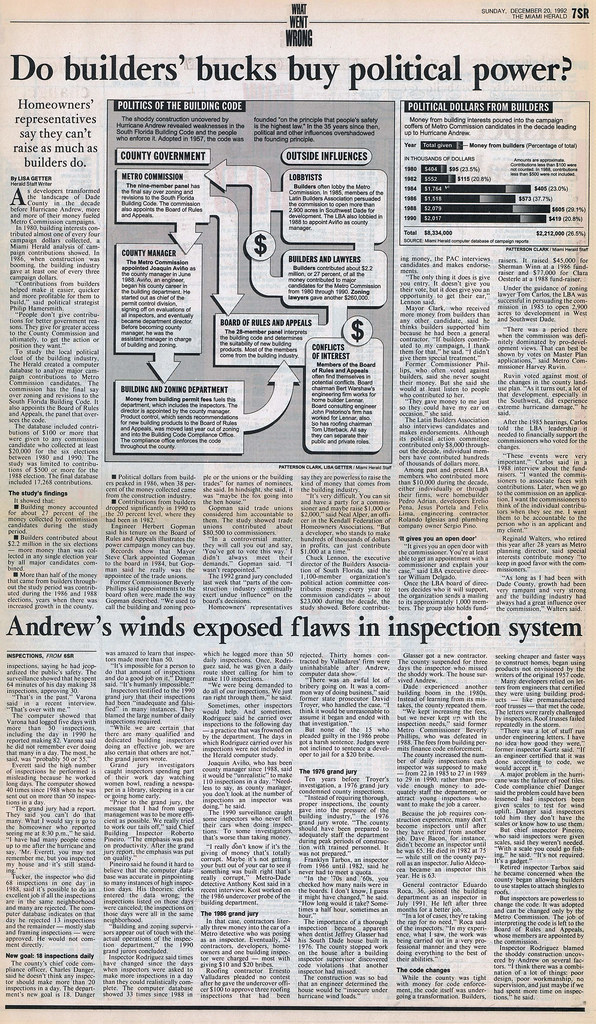 What Went Wrong > Miami Herald, December 20, 1992 > Page 7